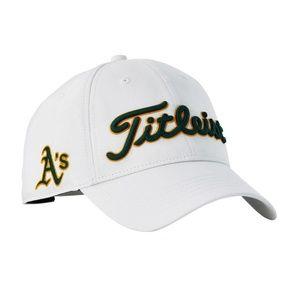 Titleist Tour Performance Oakland A's MLB Golf Hat